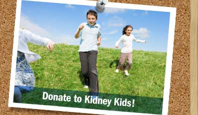 Donate to Kidney Kids!